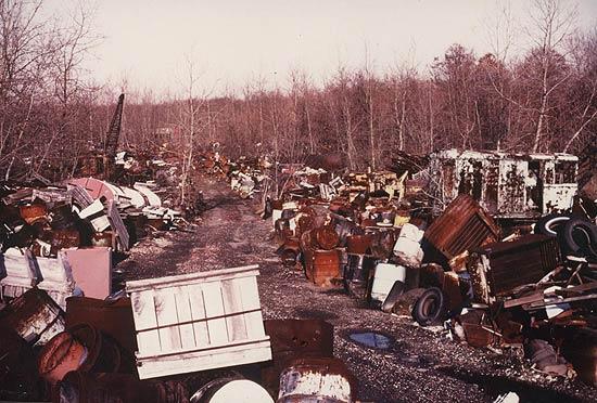 1981 - Krejci Dump